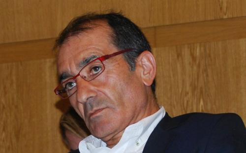 El ex alcalde popular y actual concejal del PP en Porriño, Nelson Santos