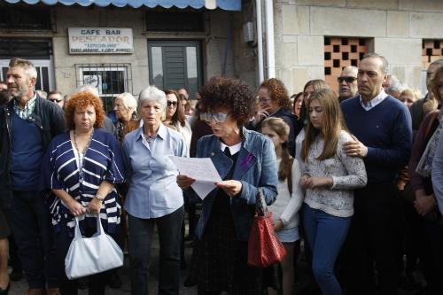 Concentración en repulsa por el asesinato de Concepción, este domingo