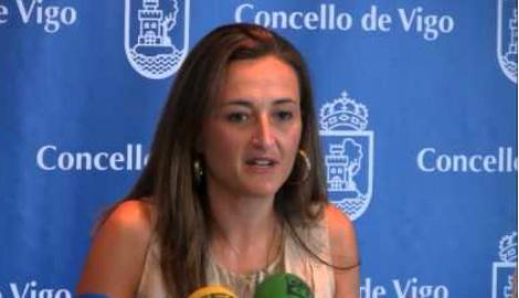 La concelleira popular Teresa Egerique