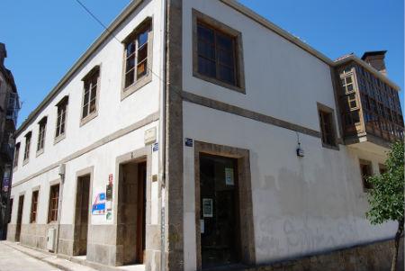 Sede de la UNED en Vigo