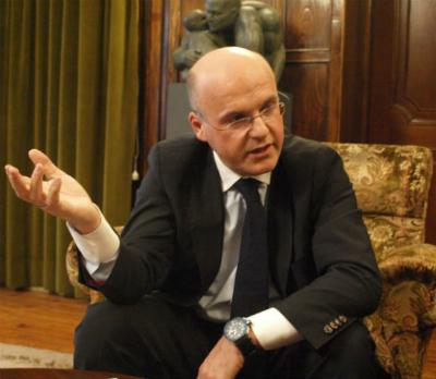 José Manuel Baltar (Arquivo)/Tresyuno Comunicación