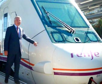 El ex ministro José Blanco durante una acto en Vigo (ARCHIVO)/Tresyuno Comunicación