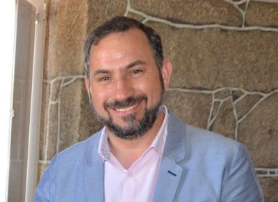 Marcos Besada, alcalde de Salceda