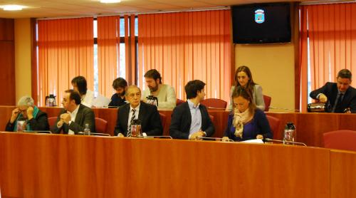 La oposición votó en contra de los presupuestos/Tresyuno Comunicación