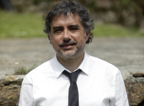 Xosé Manue Rodríguez Méndez, alcalde de As Neves