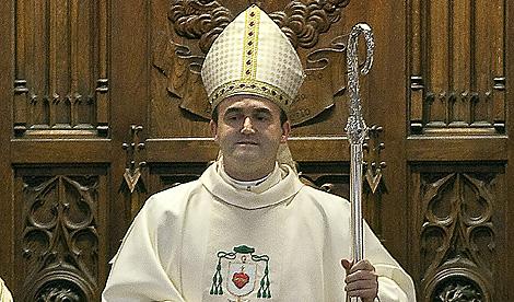 El obispo Munilla