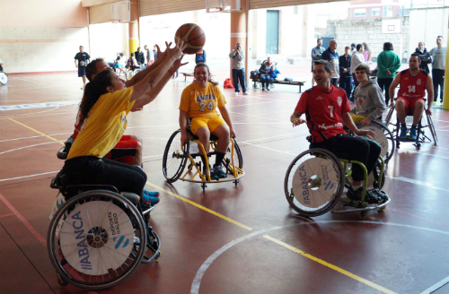 III Torneo 3x3 Solidario 3