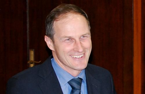 Yann Martin, director de la planta de Citroën en Vigo/Tresyuno Comunicación