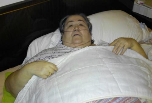 La mujer de Ricardo tiene una invalidez del 74%