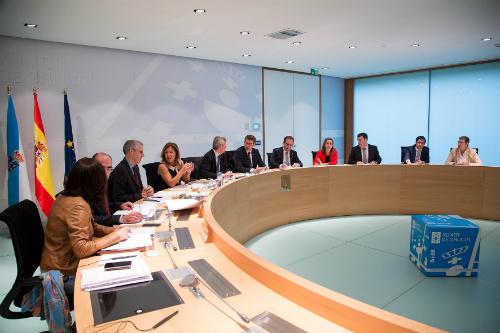 Reunión do Goberno de Galicia