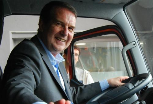 Al alcalde le parece muy bien que la gente aparque fuera del Cunqueiro para no pagar el parking/Foto:vigoalminuto.com