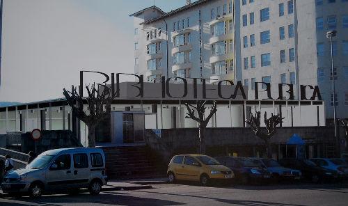 A estatua estará preto da biblioteca pública de Martínez Garrido que leva o nome do escritor/Foto:vigoalminuto.com