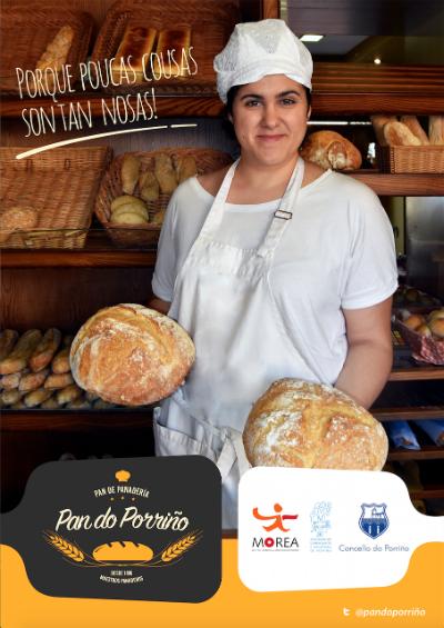 Cartaz Pan do Porriño