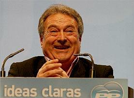 Alfonso Rus, del PArtido Popular, ex presidente de la Diputación de Valencia