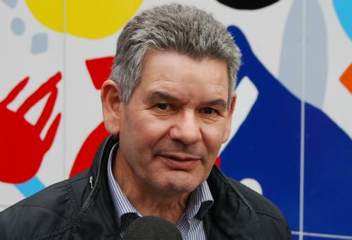 El concelleiro Santos Héctor, citado a declarar como investigado por la supuesta contratación irregular de una familiar de Carmela Silva/Foto: vigoalminuto.com