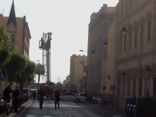 Terremoto Melilla 2016,vigoalminuto.com/Foto:Óscar M.