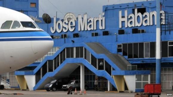 Aeropuerto Jos´Martí de La Habana
