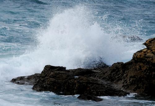 Alerta en el mar