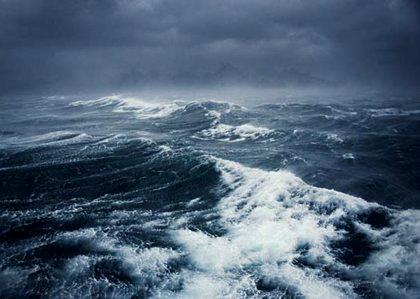 Alerta na costa