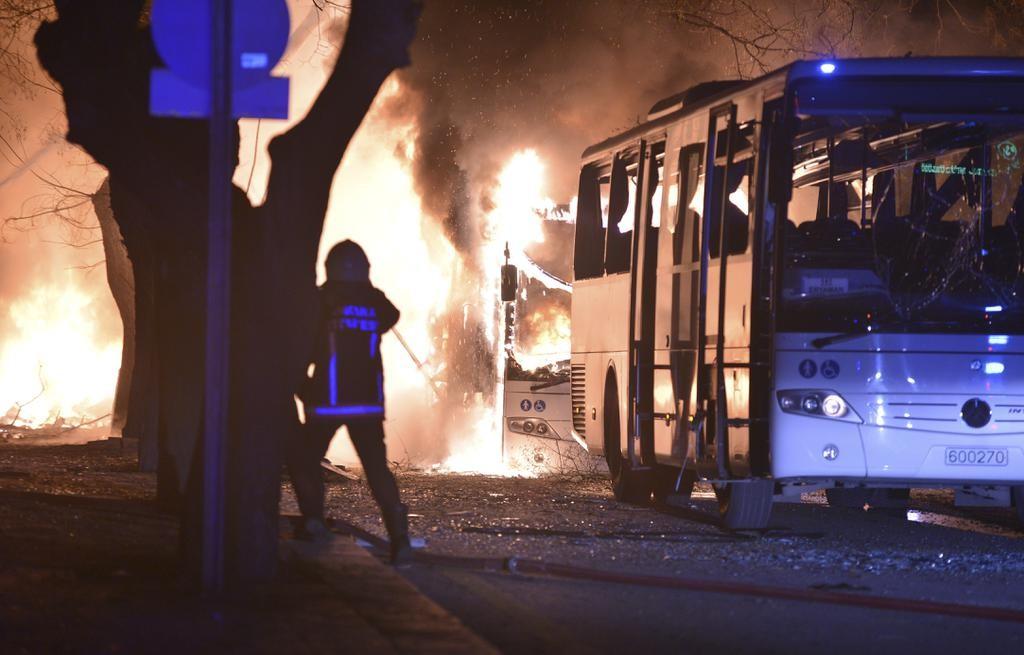Explosión en Ankara/ Foto:www.abqjournal.com