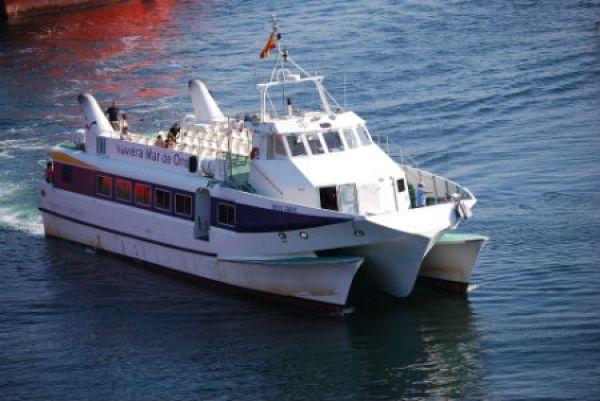 Barco Cangas (Archivo)