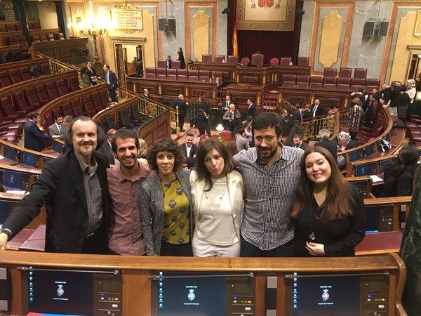 Grupo parlamentario de En Marea
