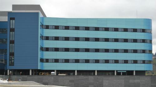 Hospital Álvaro Cunqueiro/Fotografía:vigoalminuto.com