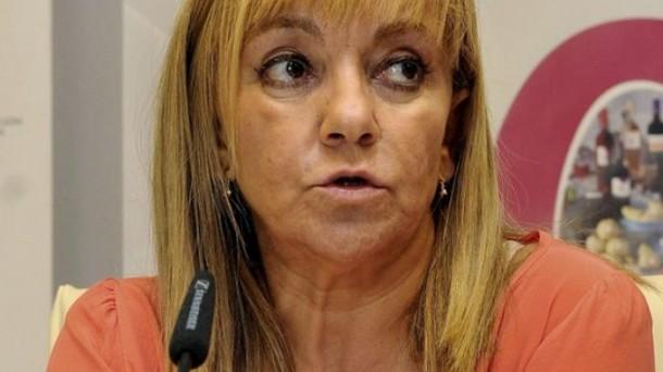 Isabel Carrasco, presidenta de la Diputación de León, fue asesinada en mayo de 2014