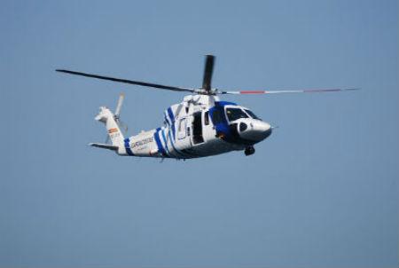 Helicóptero Pesca1