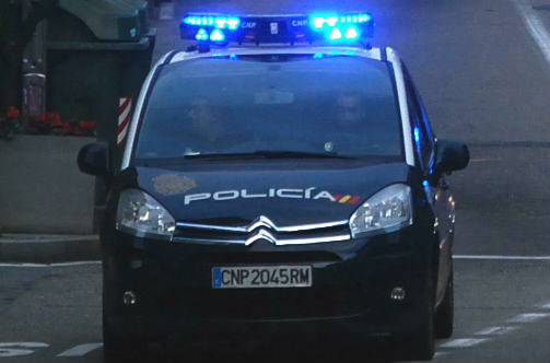 Policía-Nacional