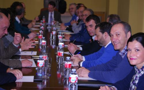 Reunión de alcaldes Área Metropolitana, este lunes en Vigo/Foto:vigoalminuto.com