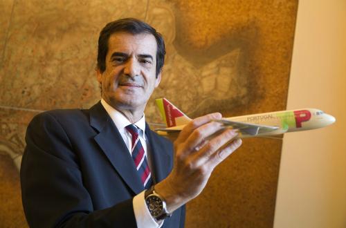 El alcalde de Oporto, Rui Moreira Foto: VISÃO