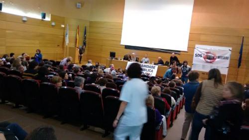 Asamblea de SOS Meixoeiro, este martes