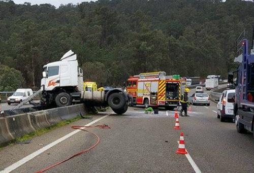 Accidente camión1