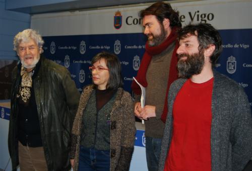 Beiras e os concelleiros de Marea de Vigo