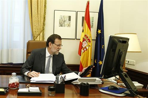Rajoy y su gobierno en funciones se niegan a responder ante el Congreso de su gestión