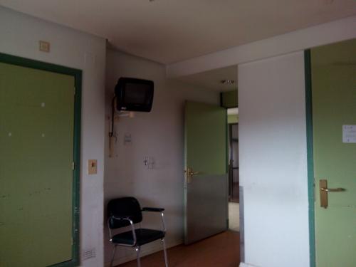 Foto: www.vigoalminuto.com imágenes del interior del hospital de esta mañana