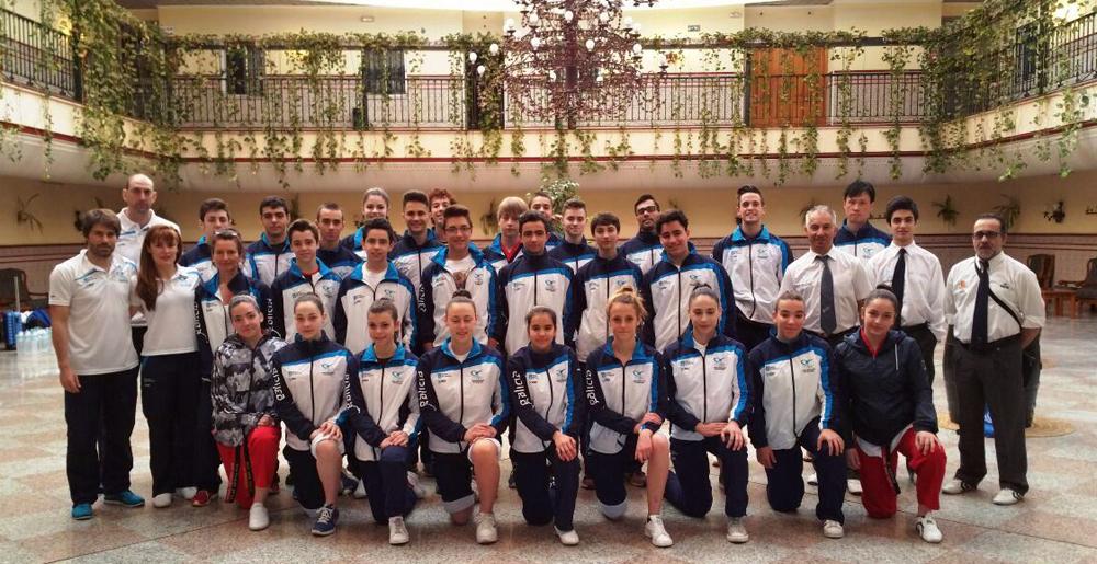 taekwondo open andalucia