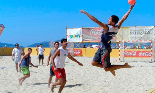 balonmano-playa