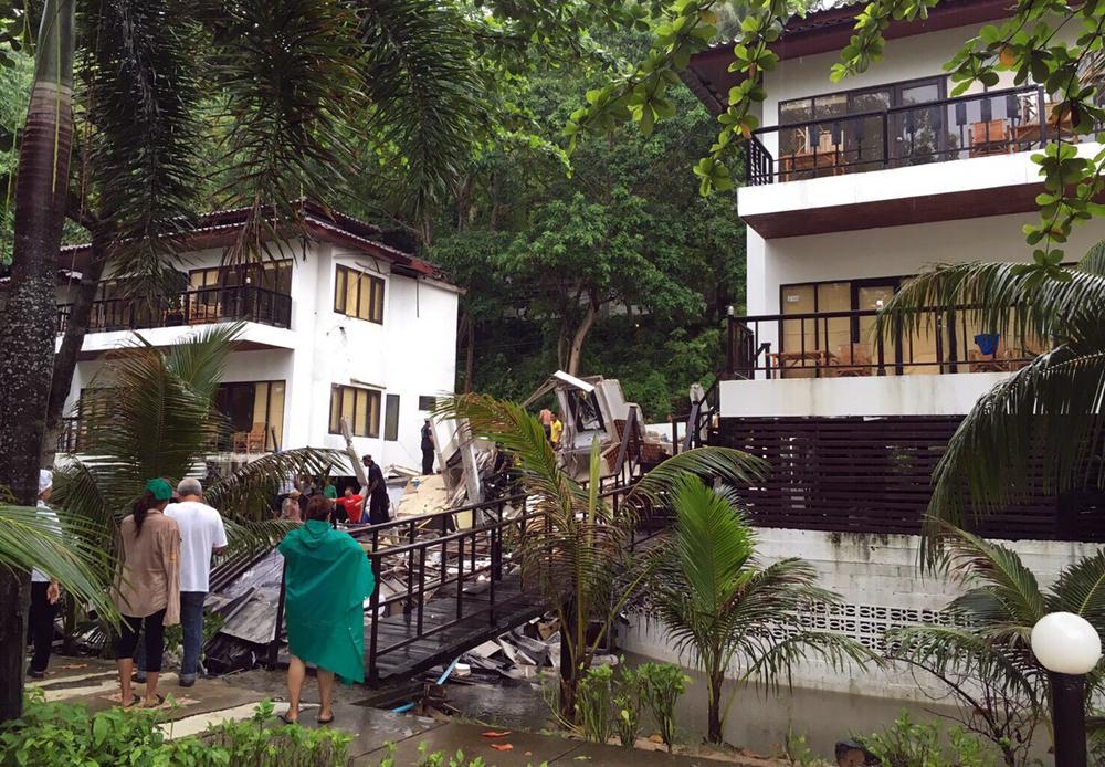 derrumbe hotel tailandia
