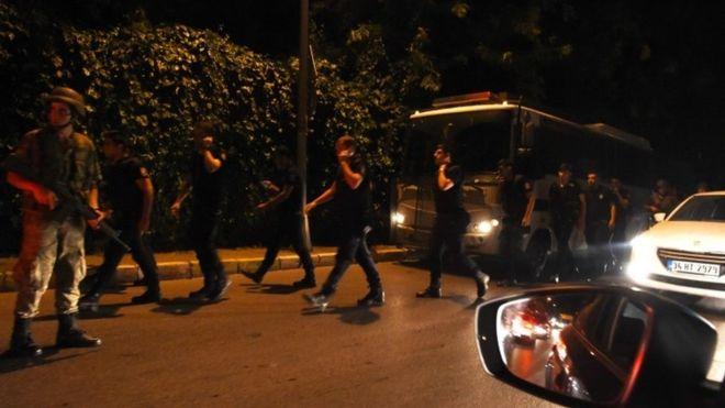 Golpe de Estado en Turquía/ Foto: http://www.moroccoworldnews.com