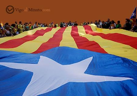 Independentismo-catalán-referéndum-Senyera