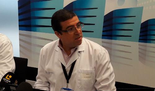 El doctor Félix Rubial, gerente del Área Sanitaria de Vigo/Foto:vigoalminuto.com