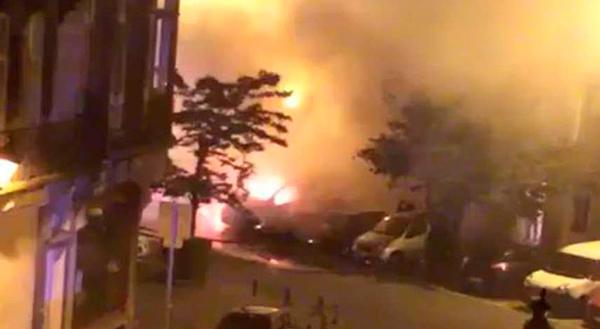 explosion bruselas