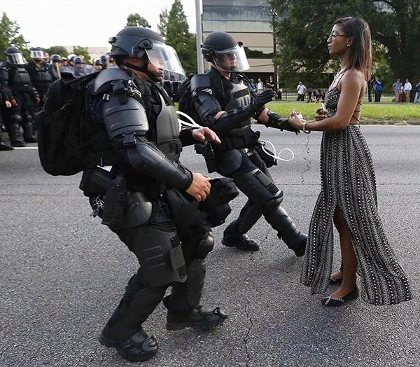 imagen violencia policial