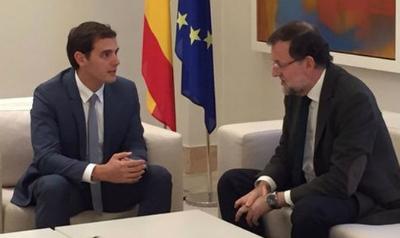 Albert-Rivera-y-Mariano-Rajoy