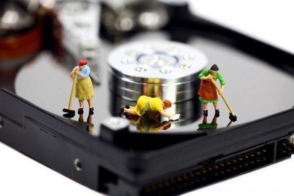 Borrando el ordenador
