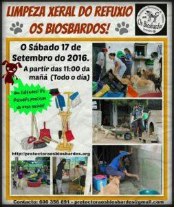 biosbardos limpeza