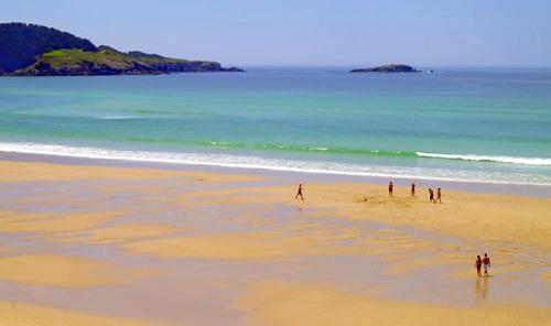 playa esmelle ferrol