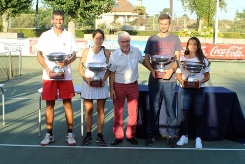 tenis campeonato vigo